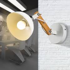 White Bedroom Wall Lights Online Get Cheap Wooden Wall Lighting Aliexpress Com Alibaba Group