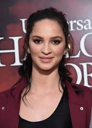 ruby modine at halloween horror nights opening night in hollywood