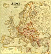 Ww2 Europe Map Tbt Danzig And The Beginnings Of World War Ii Nat Geo Education
