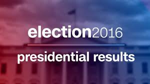 2016 Presidential Election Map Presidential Election Results 2016