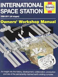 international space station manual an insight into the history