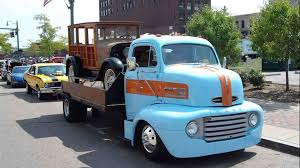 Classic Ford Truck Sheet Metal - 1948 ford tow truck youtube