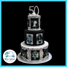 50th anniversary cake ideas 50th anniversary cake blue sheep bake shop