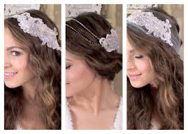 diy wedding hair diy 3 boho bridal hair accessories