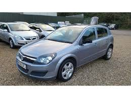 used vauxhall astra hatchback 1 6 i 16v club 5dr in aylesbury