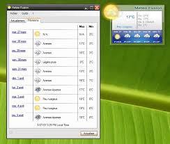 meteo sur bureau afficher meteo sur bureau windows 7 28 images afficher la meteo