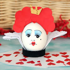 Easter Egg Decorating Ideas Bee by Egg Decorating Ideas Alice In Wonderland Disney Style Easter