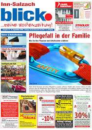 Poggenpohl K Hen Inn Salzach Blick Ausgabe 37 2016 By Blickpunkt Verlag Issuu