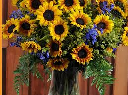 sunflower bouquets sunflower bouquet esperanza flowers