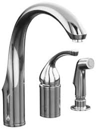 kitchen nice kohler kitchen faucets parts silver wall mount