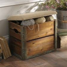 wooden storage chests foter