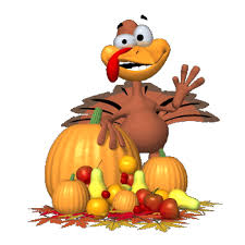 animated gif thanksgiving turkey festival collections