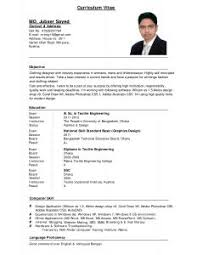 Good Example Of Resume by Examples Of Resumes 87 Surprising A Professional Resume