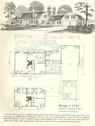 vintage house plans 1141 antique alter ego