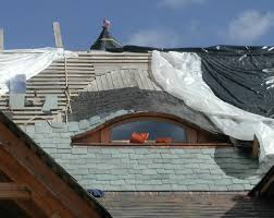 Building A Dormer Building A Timberframe Home From Scratch Eyebrow Dormer