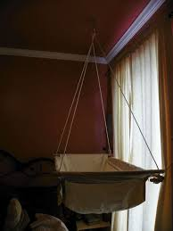 bedroom great white fabric swing beds as hammock bed ideas in
