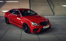 mercedes c class coupe tuning mercedes c class coupe by prior designtuningcult
