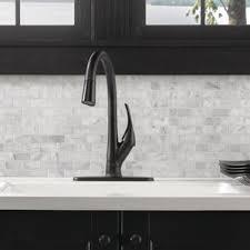 black kitchen faucets you u0027ll love wayfair