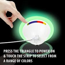projection mood light with led bulb color changing control strip