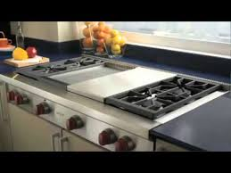 Wolf 15 Gas Cooktop Wolf Sealed Burner Rangetop Product Line Youtube