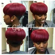 black hair 27 piece with sidebob mushroom cut hair pinterest mushrooms hair style and short