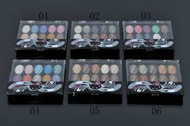 Discount Professional Makeup Mac Makeup Brushes Wholesale Hello Kitty 10 Color Eyeshadow
