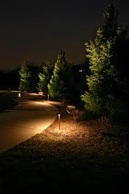 Landscape Path Lights by Outdoor Path Lighting Home Design Ideas And Pictures