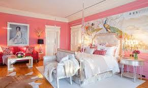 Pink Bedroom Designs For Adults Stylish Pink Bedrooms Ideas