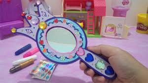 Minnie Mouse Vanity Mirror Diy How To Make Your Own Princess Vanity Mirror Tutorial Toys