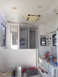 travel trailer redo how to paint a travel trailer classy clutter