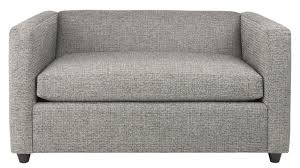 Sofa Bed Twin Sleeper Movie Salt And Pepper Twin Sleeper Sofa Chair Cb2
