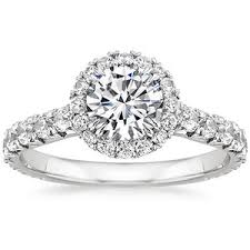 white gold diamond ring purchasing white gold engagement ring as a substitute of