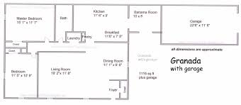 Garage Floor Plans by Floor Plans For The Villages