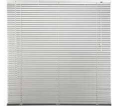 buy home aluminium venetian blind 4ft silver at argos co uk