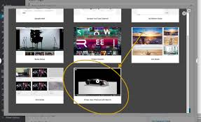 documentation video gallery