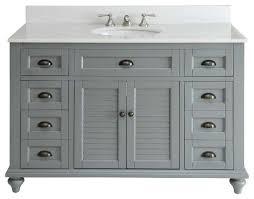 bathroom vanity gray 49
