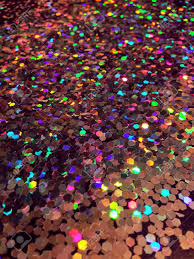 holographic glitter bright holographic glitter texture stock photo picture