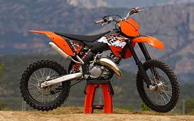 gallery of ktm sx