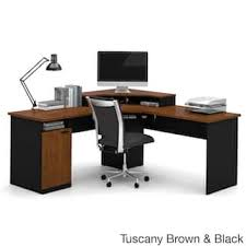 Computer Desk Workstation Workstation Desks For Less Overstock