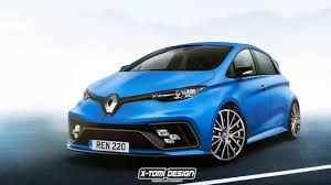 renault zoe interior x tomi u0027s renault zoe rs rendering turns out more realistic than