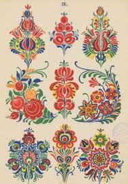 traditional slovenian folk ornaments c a p 74024 patterns