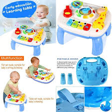 baby standing table toy baby toys musical learning table early education music activity