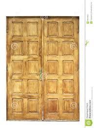 old wooden door for your design stock photo image 48019855