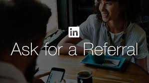 for a introducing ask for a referral it easier to find your way
