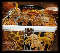 disney lion king baby shower favors baby shower decoration