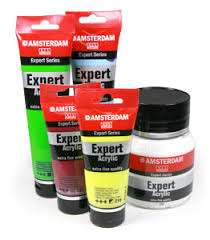 amsterdam expert acrylic paint all sizes