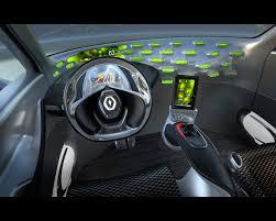 renault dezir concept interior frendzy electric concept 2011
