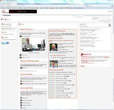 alumni website software fib alumni portal and social networks inlab fib