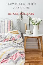 Decluttering Your Home by How To Declutter Your Home Before You Begin