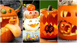 Pumpkin Carving by 111 Cool And Spooky Pumpkin Carving Ideas To Sculpt Homesthetics